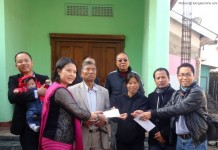 EMA Members with Mary Kom & Family 1