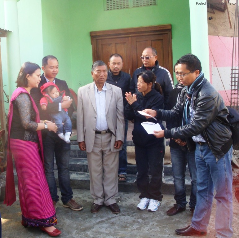 EMA Members with Mary Kom & Family 2