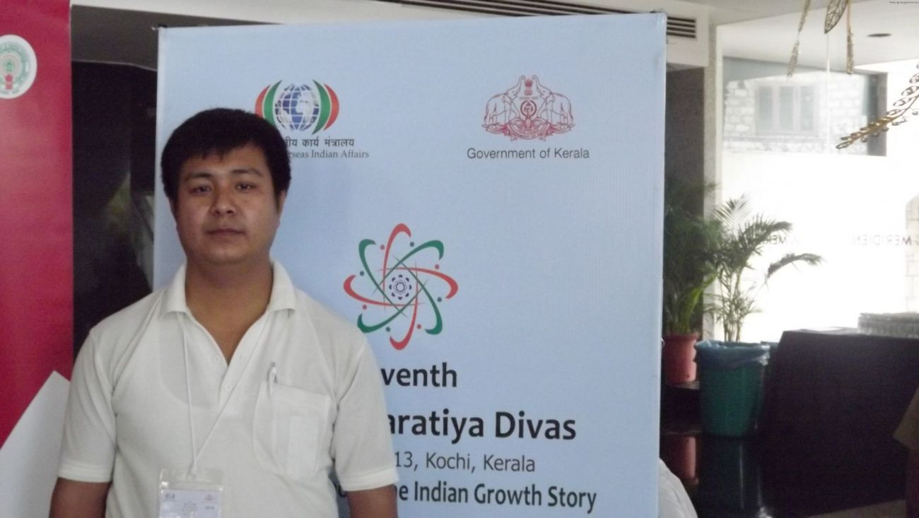 PBD 2013 Participation Report by Dayanidhi Huidrom (KEN member)