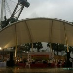 Rhythms of Manipur perfomance at Singapore Flyer (8)