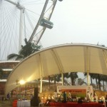 Rhythms of Manipur perfomance at Singapore Flyer (4)