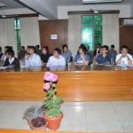 Traning on security for North East Residents - Delhi Police (8)