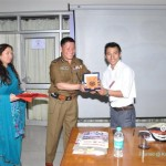Traning on security for North East Residents - Delhi Police (6)