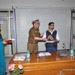 Traning on security for North East Residents - Delhi Police (4)