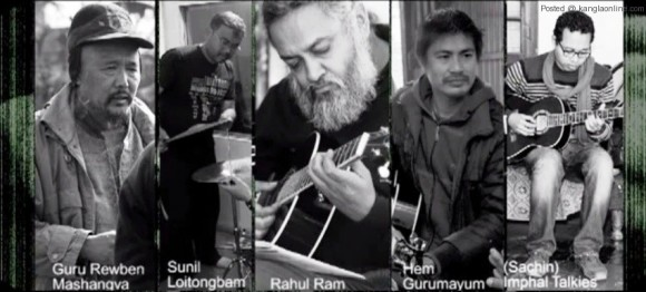 The Imphal Music Project releases its first episode 'NONGLEI'