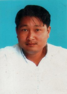 Late journalist - Thangjam Dwijamani Singh