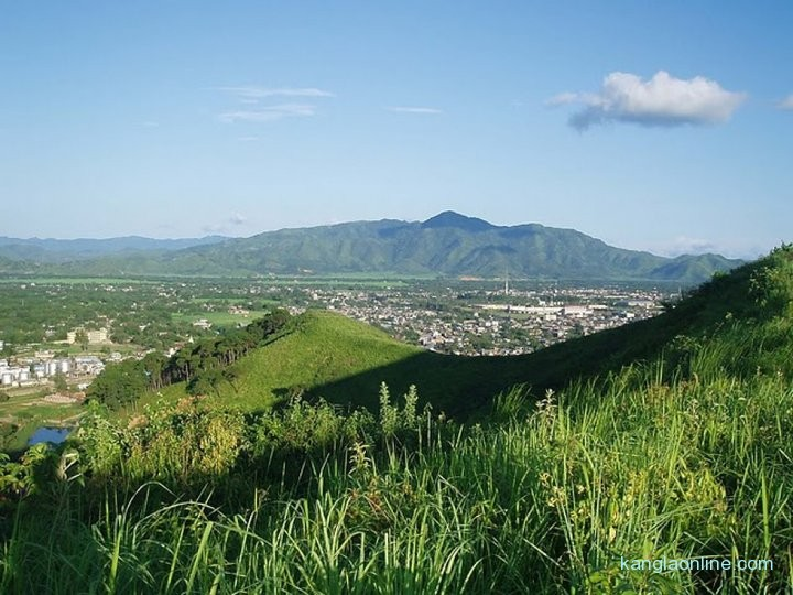 Hills of Manipur