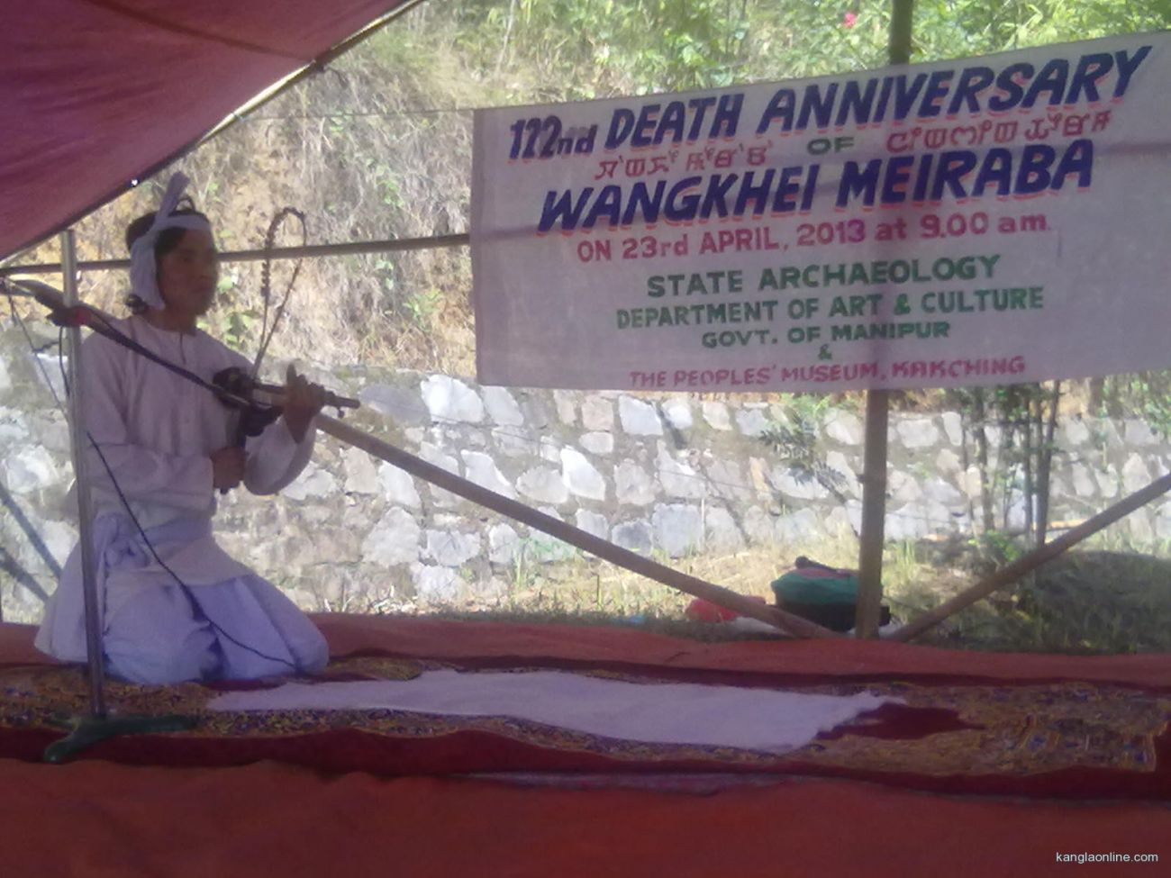 Remembering Wangkhei Meiraba: A Forgotten Hero