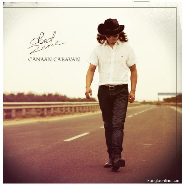 Canaan Caravan debut album by Obed Zeme