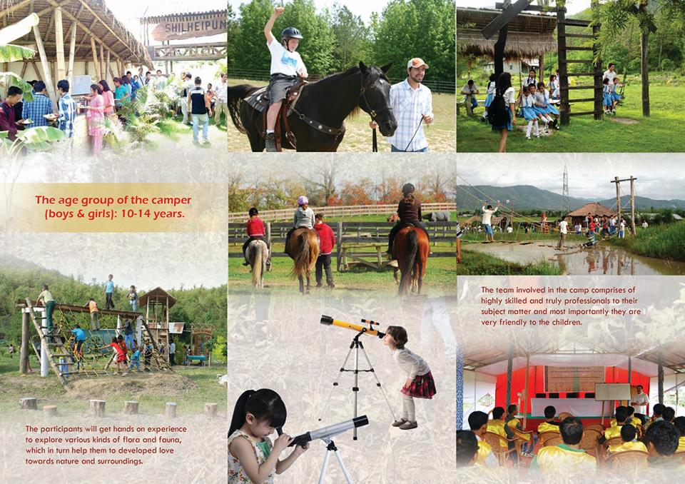 Children Summer and Nature Camp