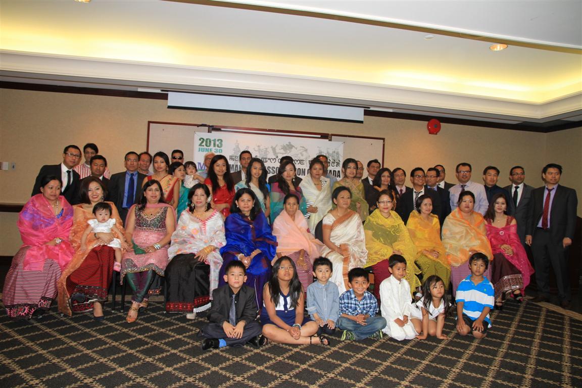 Photos - Manipuri Association of Canada - Second Biennial Convention - Toronto (6)