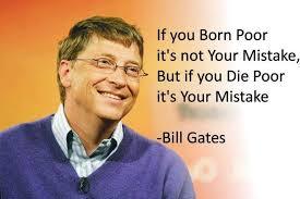 Bill Gates . Photo: DailyBail.com
