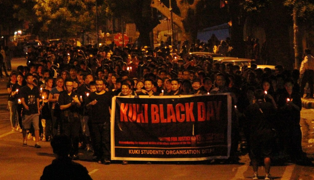 Kuki Black Day