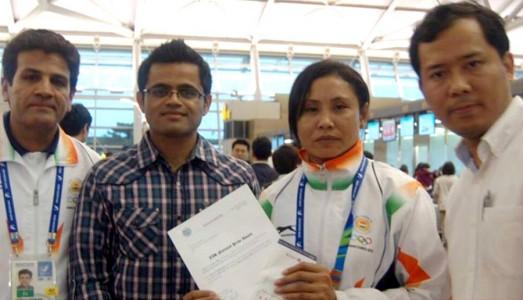 Sarita IIK Award