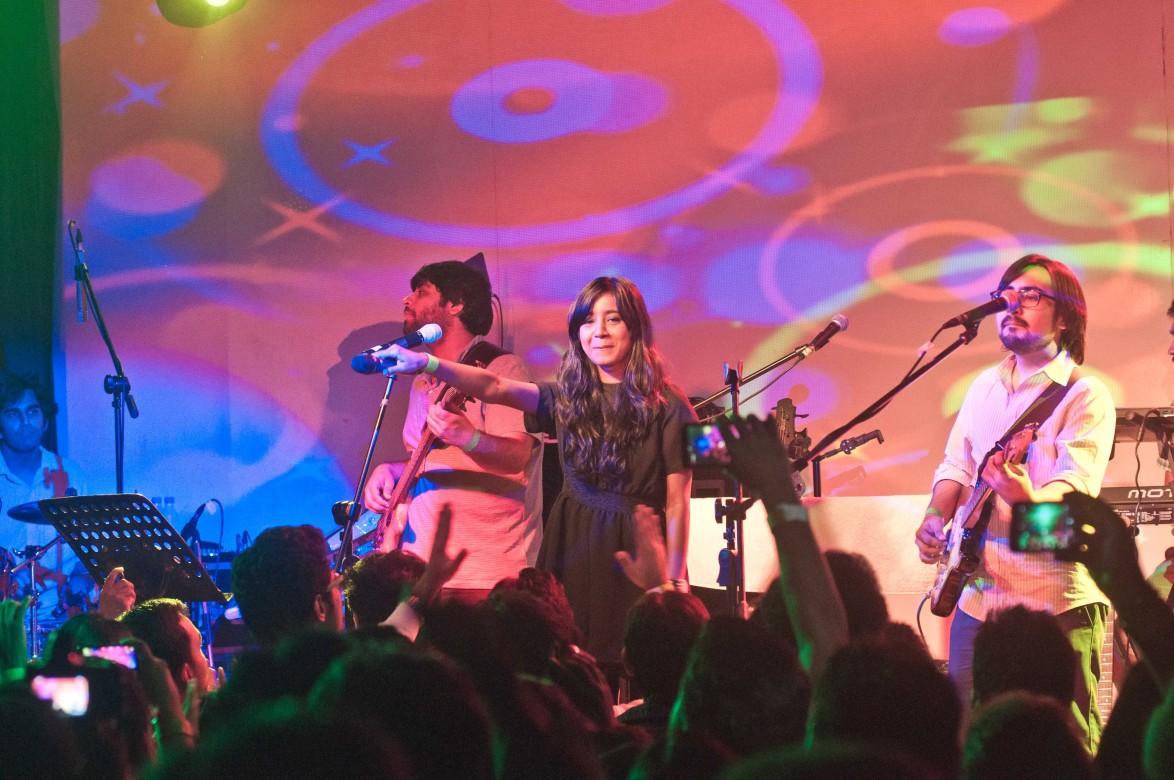 Shilpa Rao performing #ForAssam