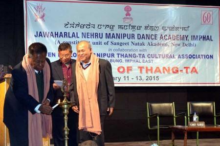 Thang Ta Festival, Manipur