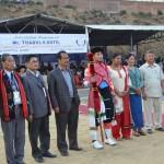 Fecilitation of Thaovi V -Gold Medalist  World Martial Arts Council Games Bangkok