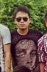 Ronaldo Laishram from Manipur