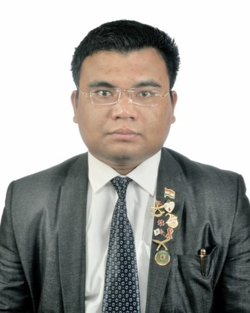 Kangujam Kanarjit - Youth icon cheated local businessmen, victimized foreign delegates