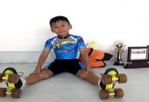 Tiluck Keisam - Seven-year-old skating prodigy from Manipur aims for Guinness record