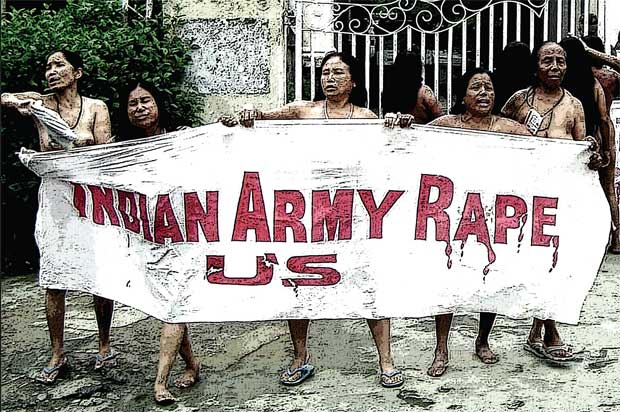 War crimes: The Indian Army has allegedly deployed rape as a counterinsurgency tool in the Northeast