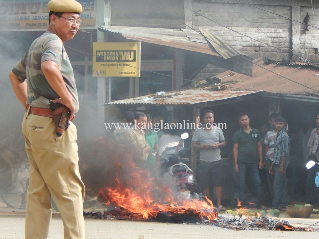 Manipur ILP Demand - Jiribam