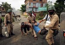 Manipur ILP Demand intensified