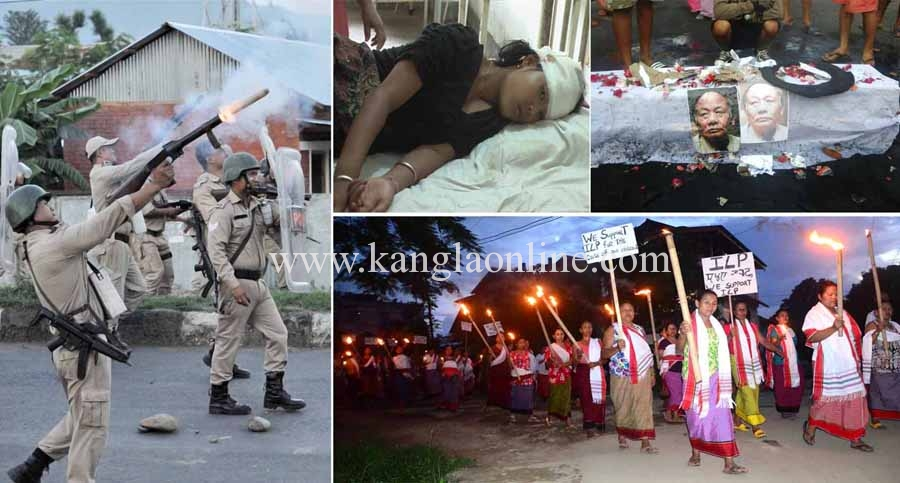 ILPS Demand Intensified: Public-police clashes continue for third consecutive day