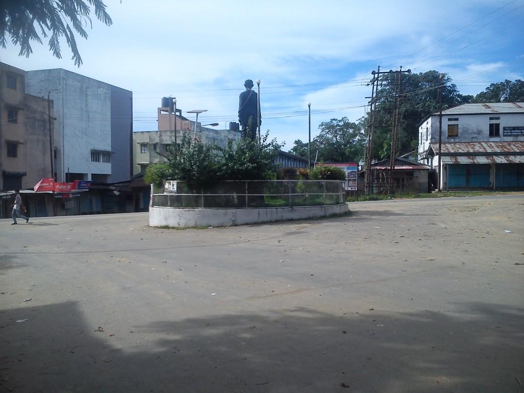 main turning point,baupara