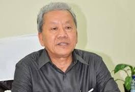Gaikhangam Gangmei - Deputy CM Manipur
