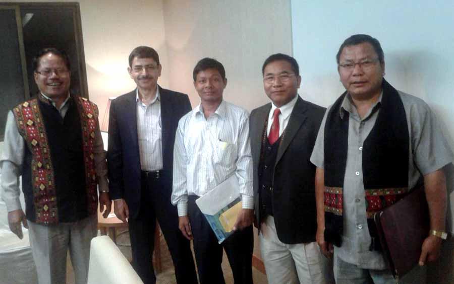 KIM_delegates_and_RN._Ravi_
