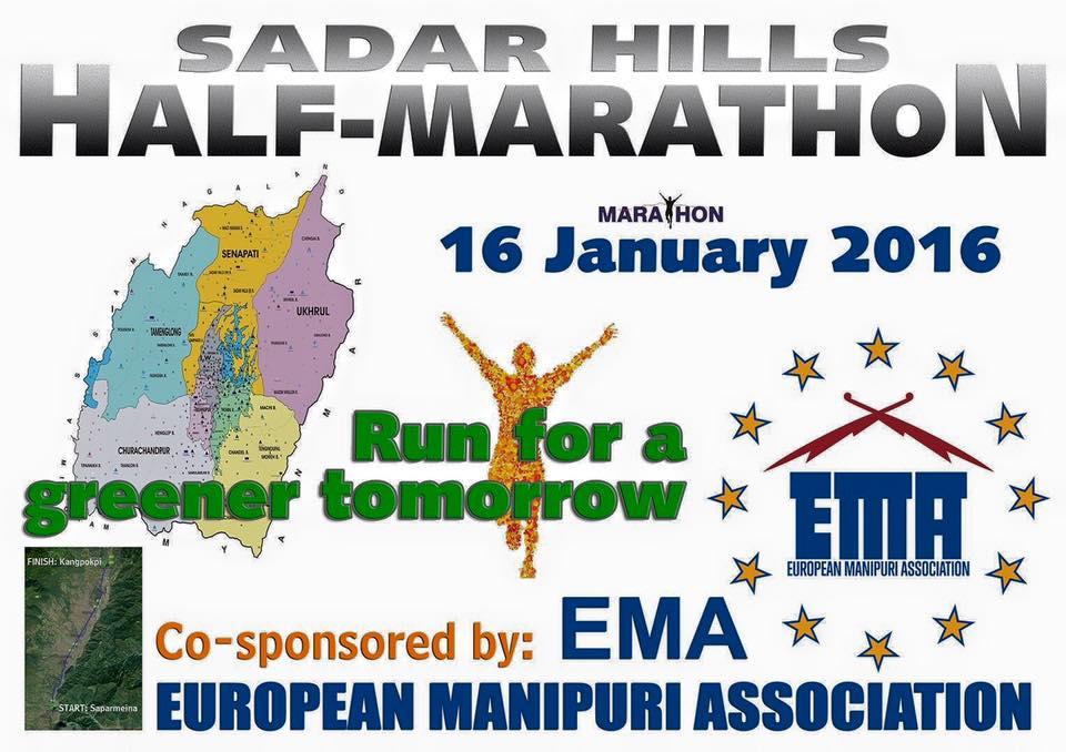Sardar Hills Half Marathon 2016