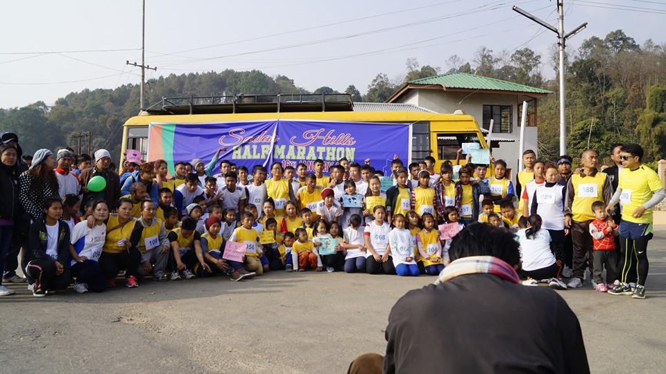 Sadar Hills Half Marathon 2016