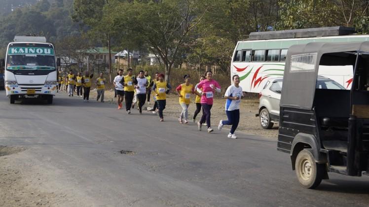 Sadar Hills Half Marathon