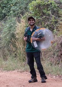 Shashank Dalvi (Photo: Vishnupriya S)