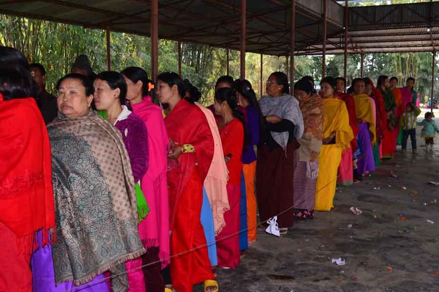 Civic poll 2016  Manipur
