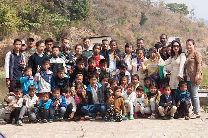 Manipur Compassion children Home, Taloulong