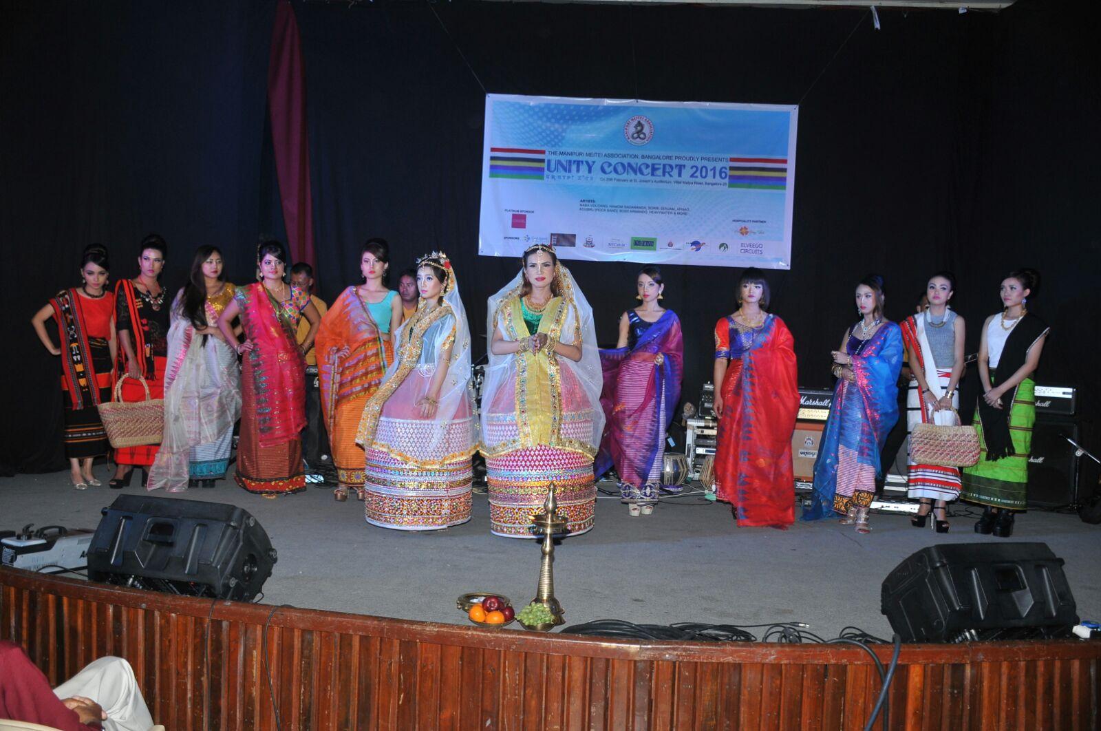 Ethnic Fashion Show