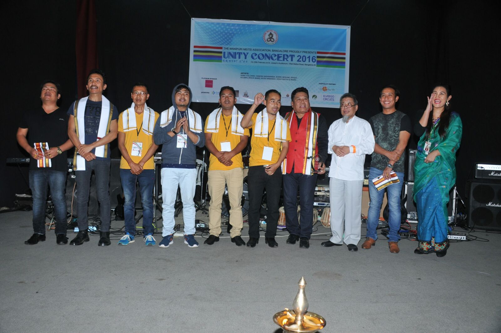 Felicitation of Artist and Orche