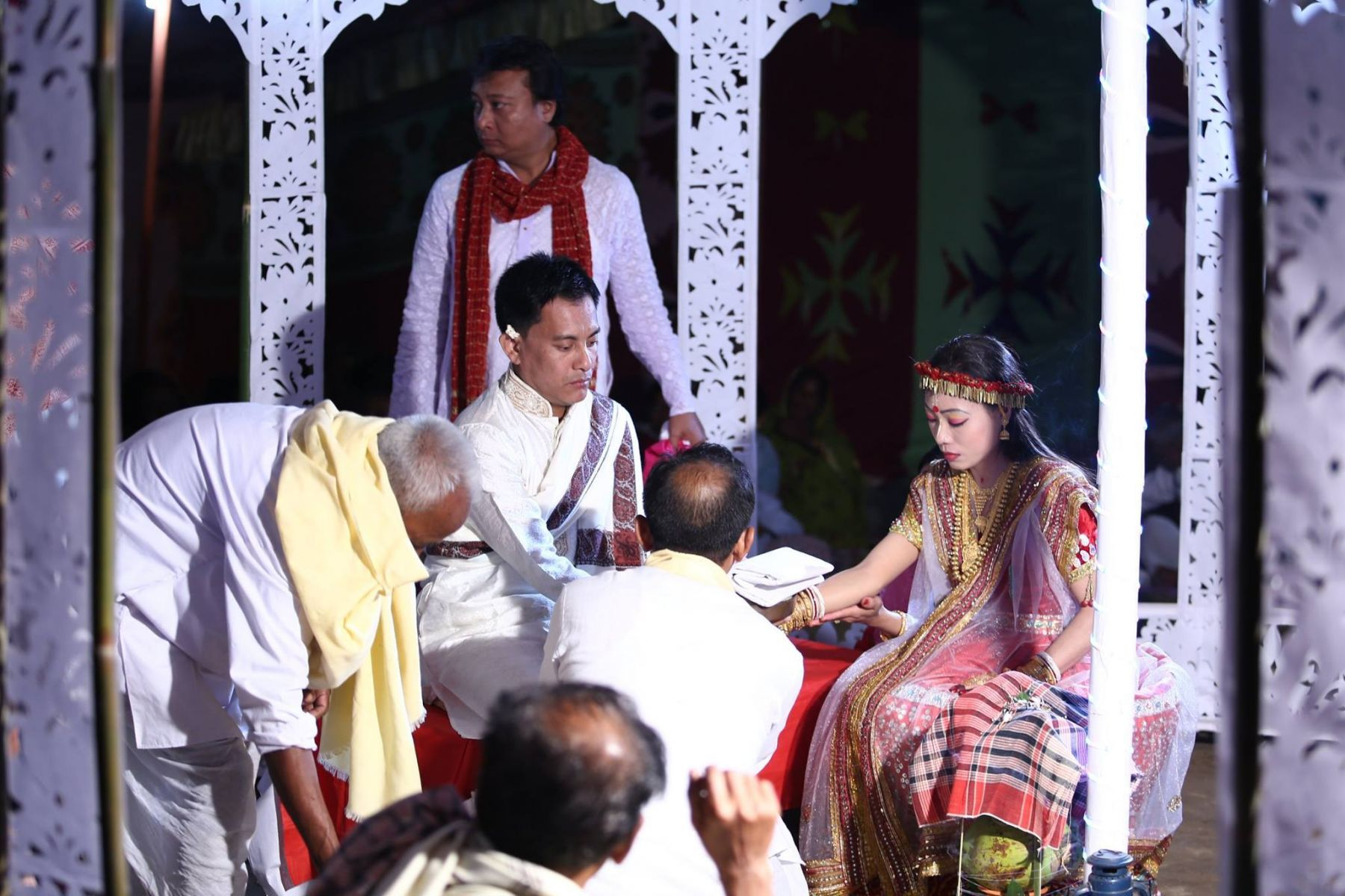 Meitei wedding sylhet bangladesh