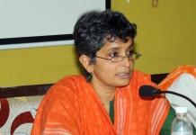 Nivedita Menon Jawaharlal Nehru University Delhi