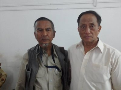 Yambem Laba and RK Meghen
