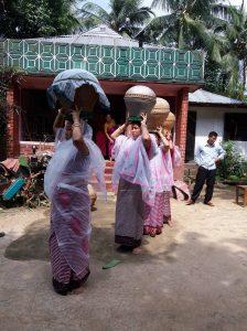Bangladesh meetei wedding