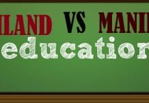 Education System Thailand Manipur