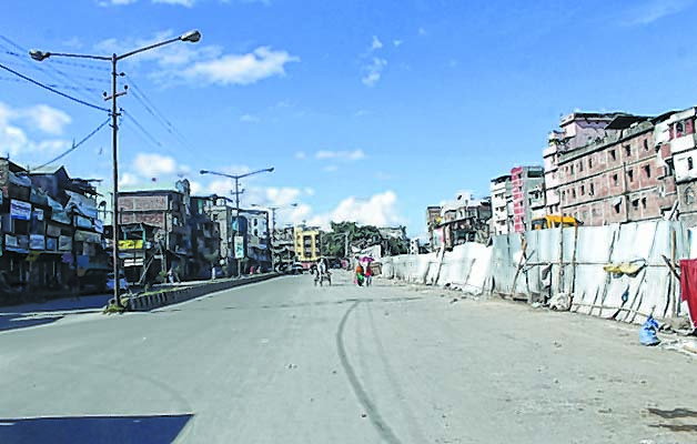 E-Front-__-24-hour-bandh-on-Nungei-incident-affected-imphal-city
