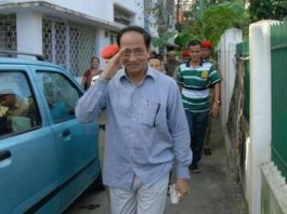 UNLF Supremo RK Meghen @ Sanayaima