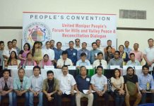 Manipur Meeting Group Photo