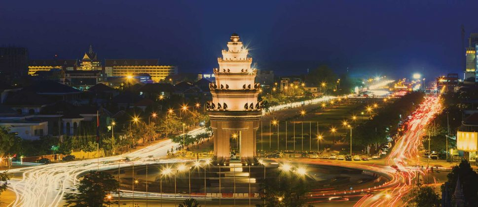 Phnom Penh City. Photo: escapafetravel.biz