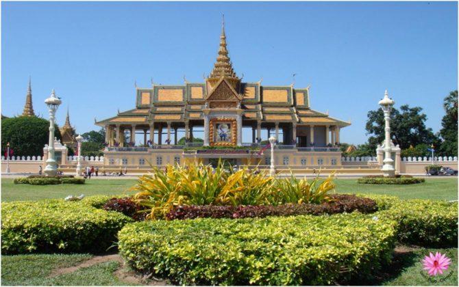 Phnom Penh, Combodia Photo: pragueangkor.com