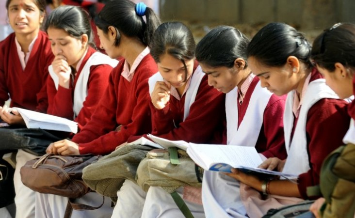 Politicians have been prohibited from delivering college lectures in Mizoram Pictured: Students (Representational Image)Getty